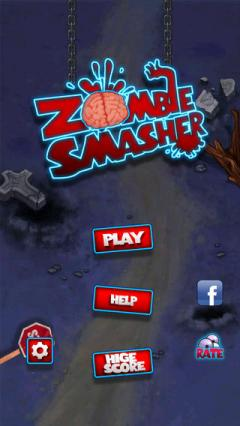Zombie Smasher for iOS