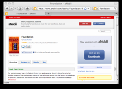 aNobii - Firefox Addon