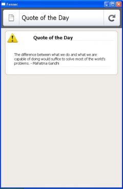 about:quote - Firefox Addon