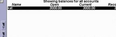 Ведение личного учета финансов
