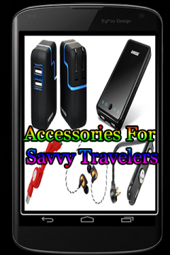 Accessories For Savvy Travelers
