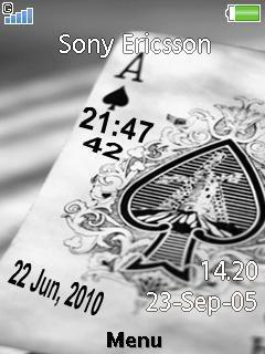Ace Clock