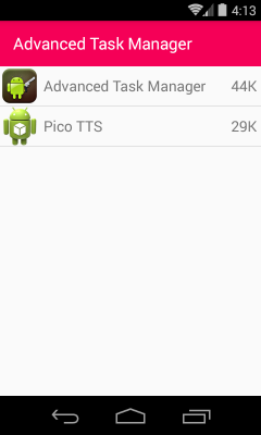 Advanced Task Manager Lite
