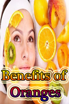 Advantages of Oranges