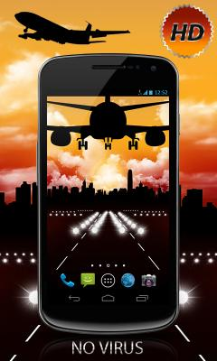 Aircraft HD Live Wallpapers