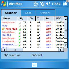 AiroMap