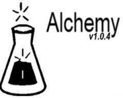 Alchemy version 1.0.4