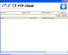 PS3 FTP Client 1.0