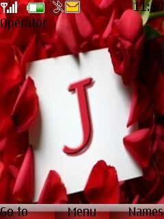 Alphabet J