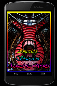 Amazing Staircases Around the World