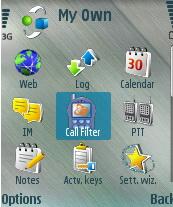 Anfy CallFilter
