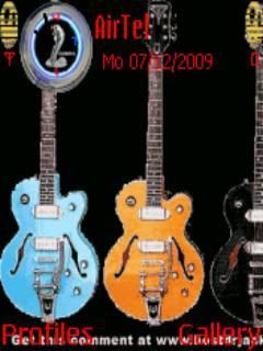 Animated Guitar