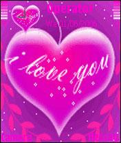 Animated Love You