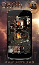 Apocalypse 3D Live Wallpapers