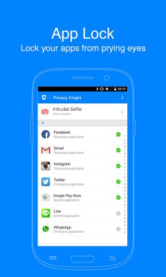App Lock - Privacy Knight