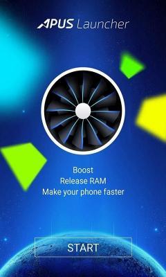 APUS LITE Boost your Ram