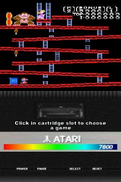 Atari 7800 EMU