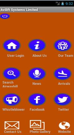 Avilift Mobile App