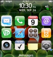 bPhone Theme for BlackBerry