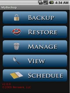 MyBackup Pro (Android)