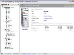 Oxygen Phone Manager II for Symbian OS phones (Business license)