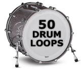 50 pack of drumloops to use with your PPC sequencer or as ringtones