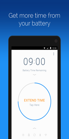 Battery Time Optimizer