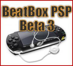 PSP BeatBox