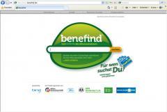 benefind - Firefox Addon