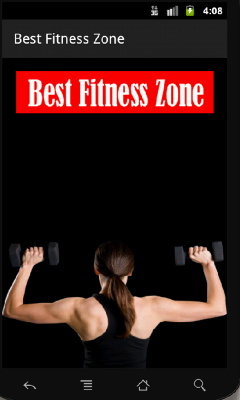 Best Fitness Zone