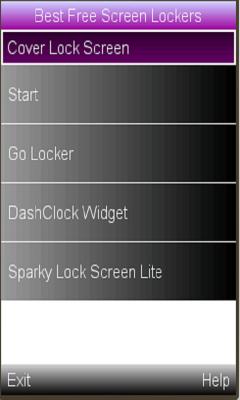 best screenlocker