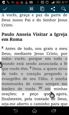 Biblia Portuguese -NVI