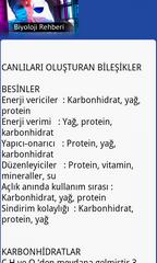 Biyoloji Rehberi