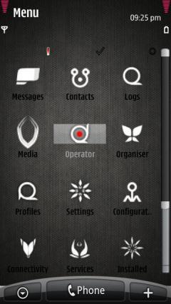 Black Pro Icon