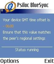 Psiloc BlueSync for S60