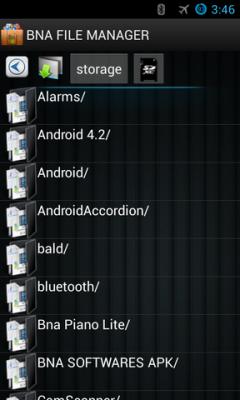 Bna File Manager
