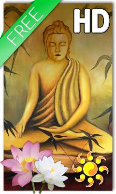 Buddha Live Wallpaper HD