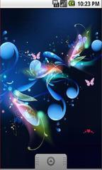 Butterfly Effect Live Wallpaper