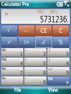 iSS Calculator Pro