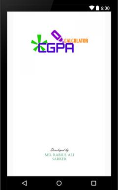 Calculate CGPA