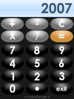 Mobile Calculator