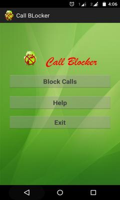 Call Blocker Fre