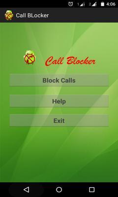 Call Blocker Fre