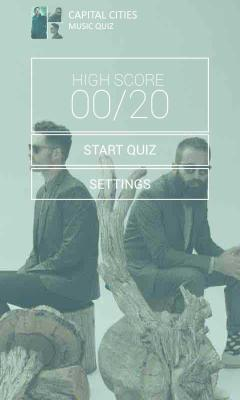 Capital Cities Music Quiz