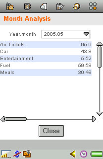 Expense Pro (Symbian Edition)