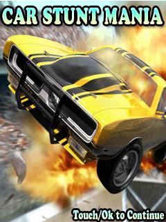 Car Stunt Mania Pro