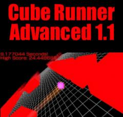 Cube Runner Advanced Version 1.1