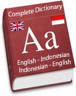 English - Indonesian Dictionary