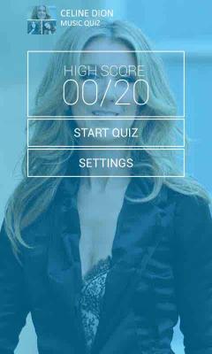 Celine Dion Music Quiz