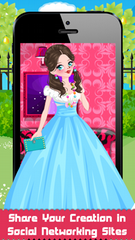 Charming Princess Dressup